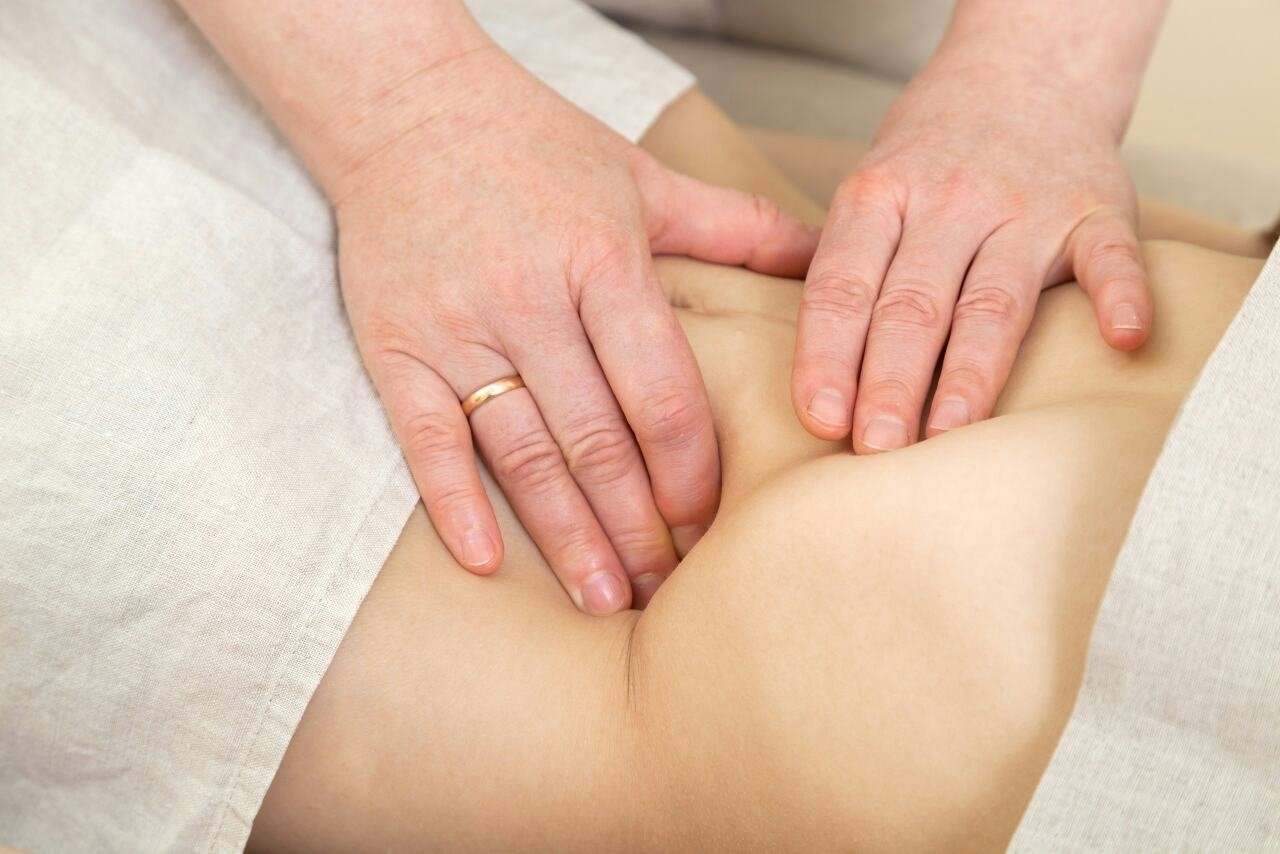 Как самому сделать висцеральный массаж